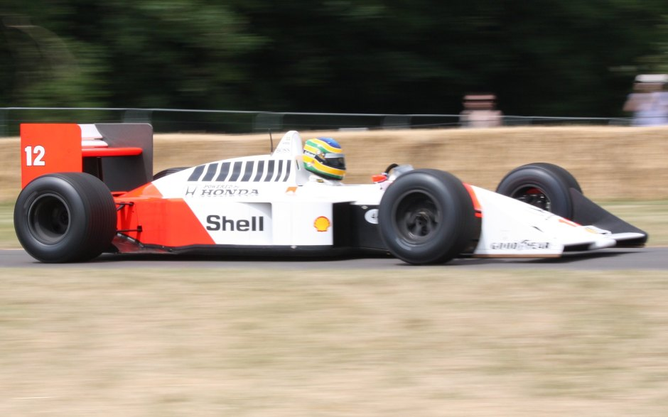 One way or another, the Senna name lives on in the racing folklore. Photography: Flickr