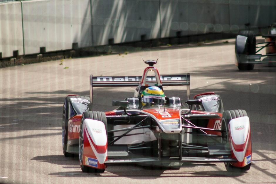 Bruno Senna, 2015 London ePrix