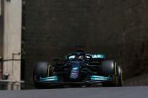 2021 Azerbaijan Grand Prix, Saturday - Jiri Krenek