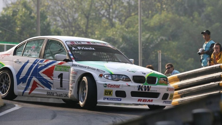 In 2005, the FIA revived the World Touring Car Championship under the S2000 rules. Photo: WTCC website