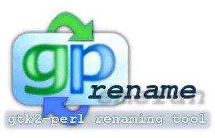 gpRename Logo