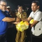 Kemendesa PDTT Salurkan Bantuan Korban Gempa Bumi dan Tsunami di Palu,Donggala dan Sigi