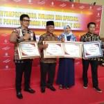 Kukar Terima Tiga Penghargaan Dari KemenpanRB