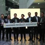 Tiga Dealer Eksklusif Renault Resmi dibuka