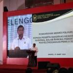 Menko Polhukam Wiranto: Pemilu 2019 Harus Berjalan Baik