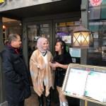 """Tiga Restoran Mitra Resmi """"Wonderful Indonesia"""" di Paris Mendapat Kunjungan Menpar"""