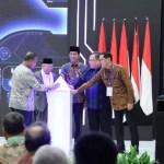 PRESIDEN JOKOWI  Luncurkan MASTERPLAN EKONOMI SYARIAH INDONESIA 2019-2024