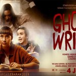 Film Ghost Writter, Kisah Hantu Melow Dengan Penulis Novel