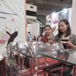 Penutupan IDWF 2020, Vendor Catering Ramai dikunjungi