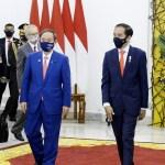 4 Point Penting yang Menjadi Pembahasan Presiden Jokowi dan PM Jepang Yoshihide Suga