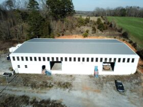 PENDING: 11,600 SF Warehouse w/outdoor lot