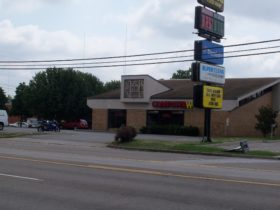 Retail/Office Corner on Merchant Dr & I-75