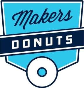 Makers Donuts logo