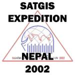 SatGIS Expedition Nepal logo