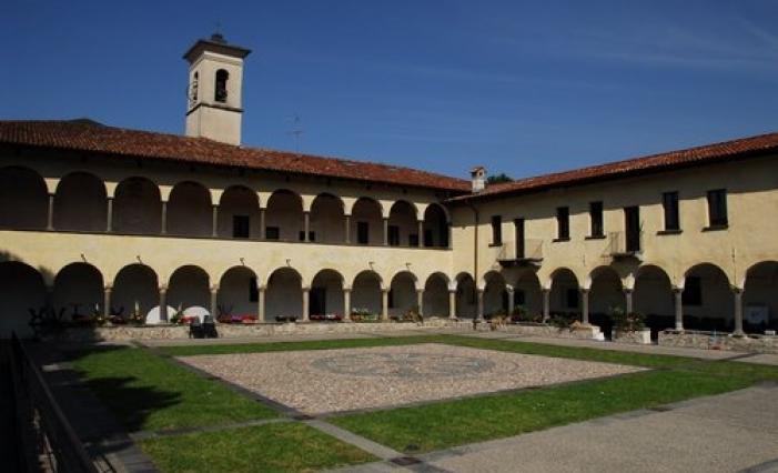 Monastero del Lavello sulla Cloister Route