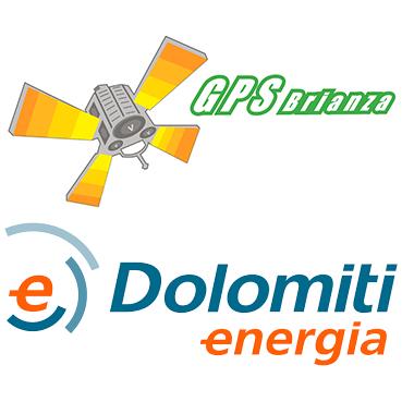Logo Dolomiti Energia - GPSBrianza