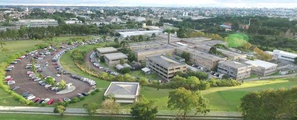 vista bird's eye campus universitario