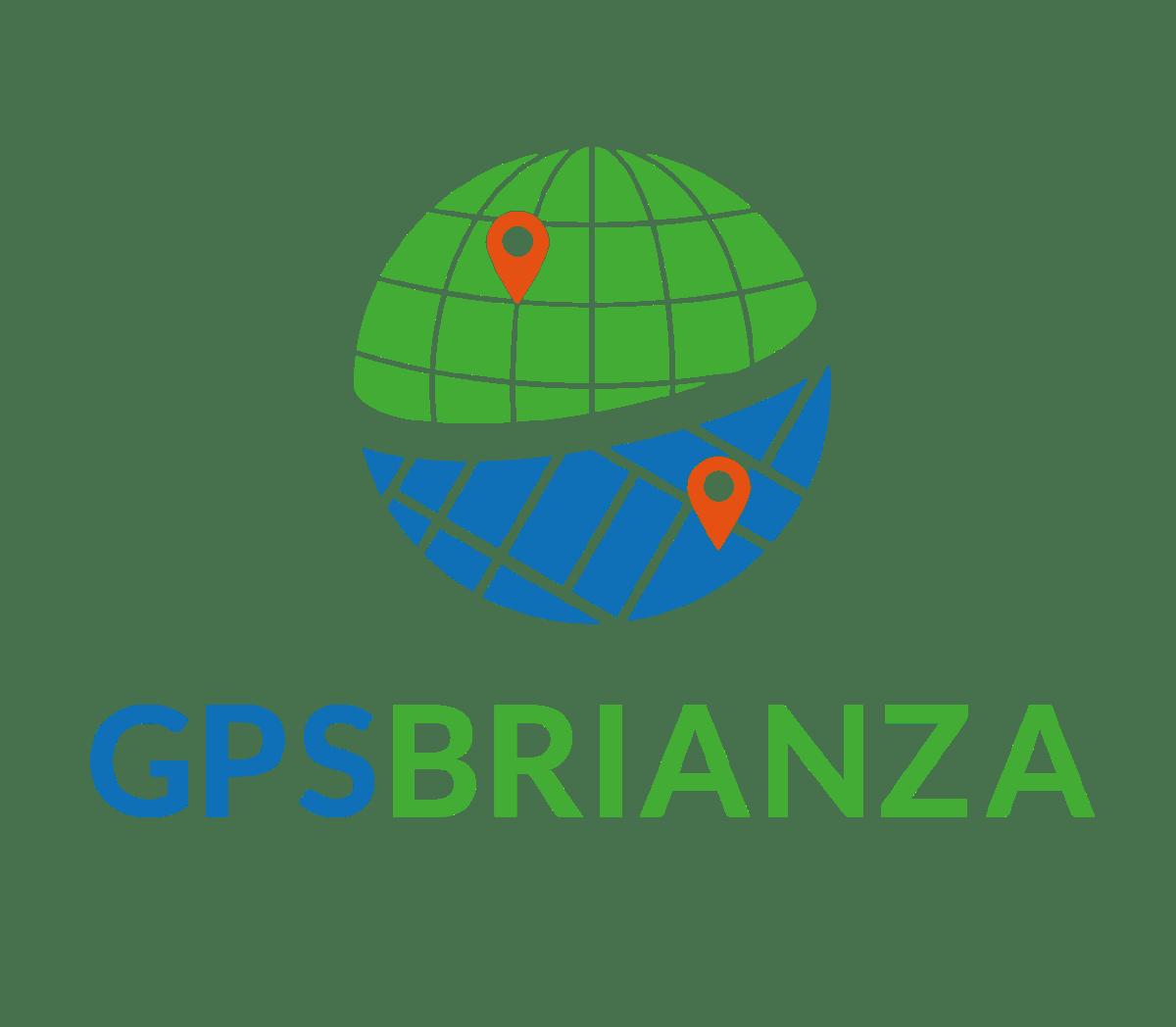Logo GPSBRIANZA servizi homepage