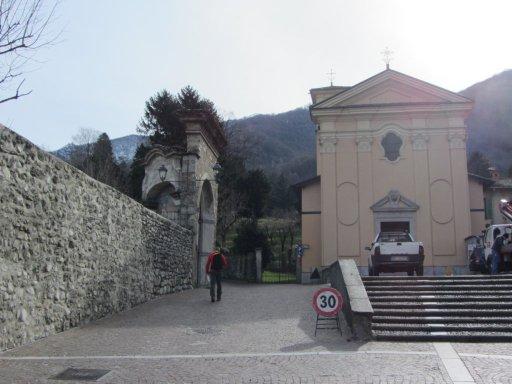 Chiesa dei Santi Francesco e Miro Canzo