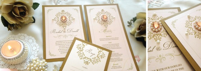 Wedding Guide Invitations