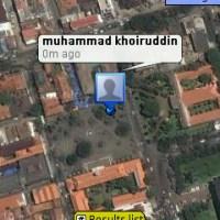 Google map di nokia 6120c