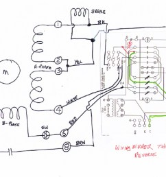 3 phase 6 wire motor wiring diagram [ 1010 x 782 Pixel ]