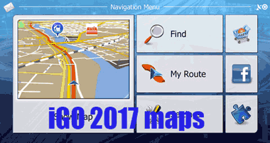 iGO world maps 2017 torrent download