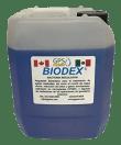Biodex manipulador bacteriano