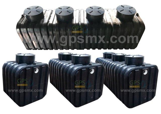 Microplantas modulares para tratamiento de agua residual Gpsmx