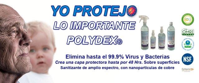 Polydex® Sanitizante bactericida Virucida