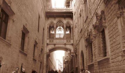 Gothic Quarter Walking Tour Self Guided Barcelona Spain