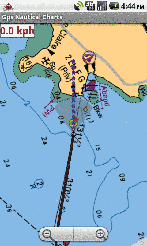 What Type Of Map Is Best Suited For Maritime Navigation : suited, maritime, navigation, Marine, Navigation, Using, Android, Phone, Tablet, Nautical, Charts