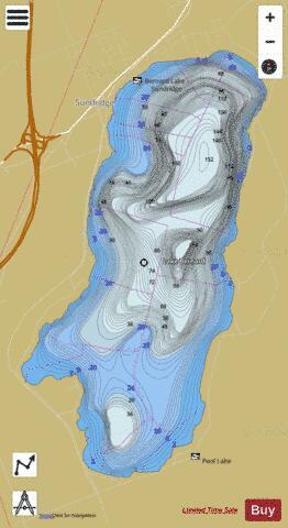 lake ontario depth chart - Objektiv
