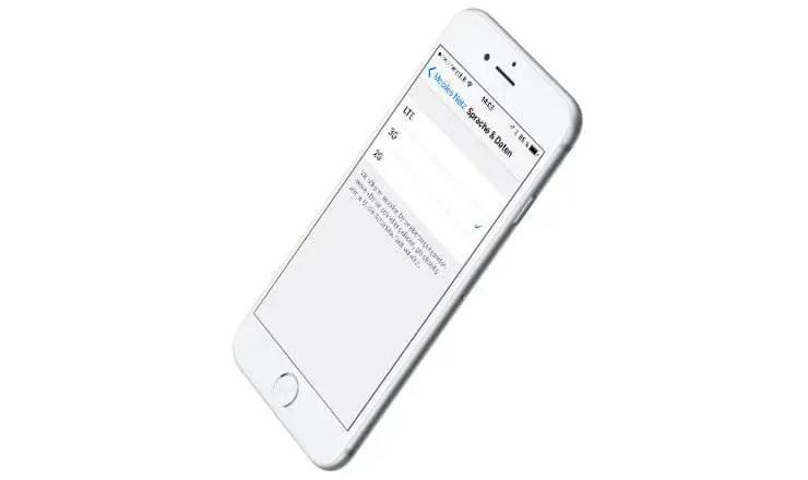 iPhone 6s: Probleme mit dem GPS-Empfang » GPS Radler
