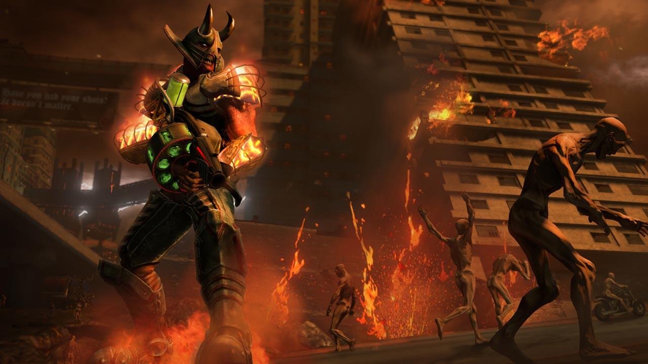 Saints Row: Gat Out of Hell - The Devil's Workshop DLC Clé Steam / Acheter et télécharger sur PC et Linux