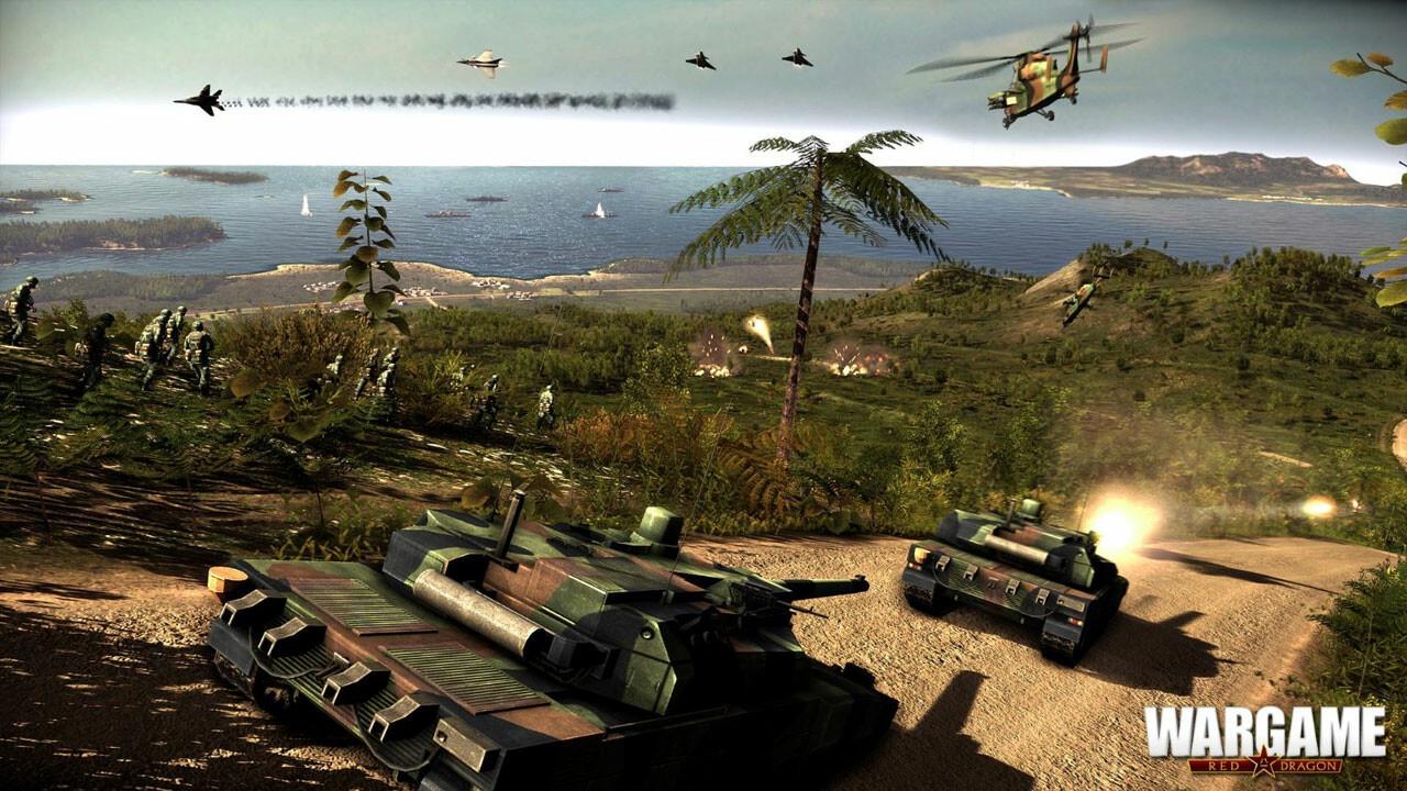 Wargame: Red Dragon [Steam CD Key] für PC, Mac und Linux online kaufen