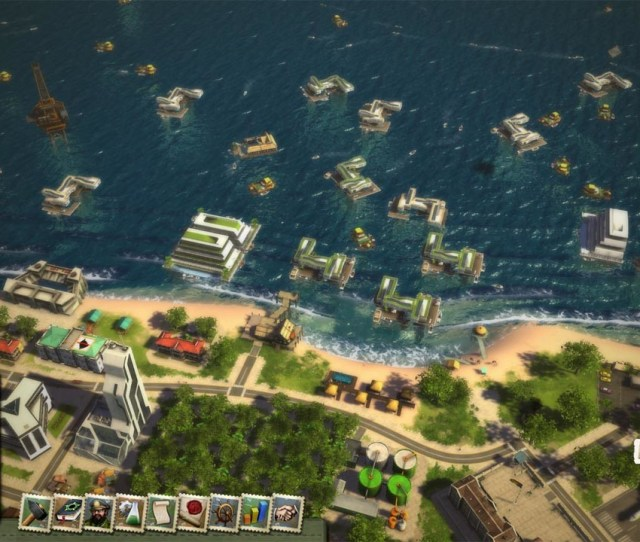 Screenshot Waterborne Expansion