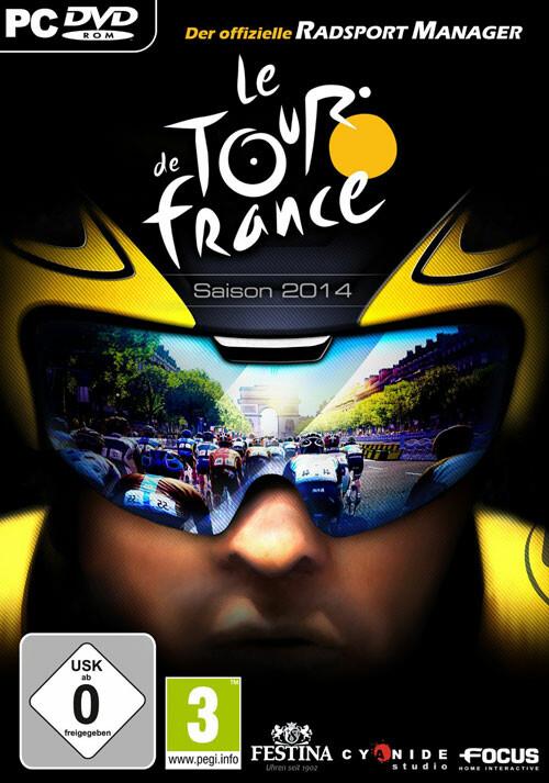 Pro Cycling Manager  Tour de France 2014 Steam CD Key