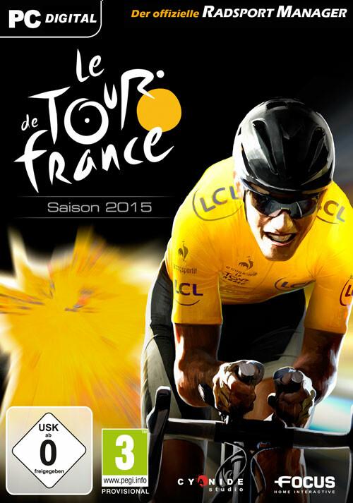 Pro Cycling Manager  Tour de France 2015 Steam CD Key