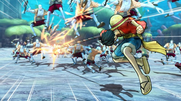 Image result for one piece pirate warriors 3