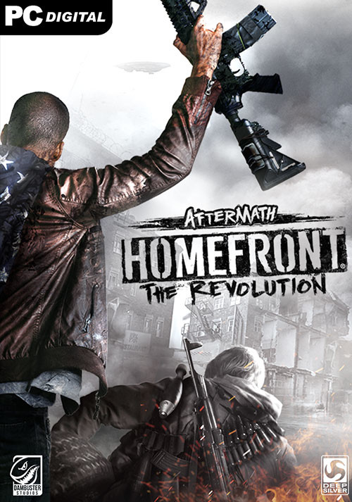 Homefront: The Revolution - Aftermath Steam Key for PC ...