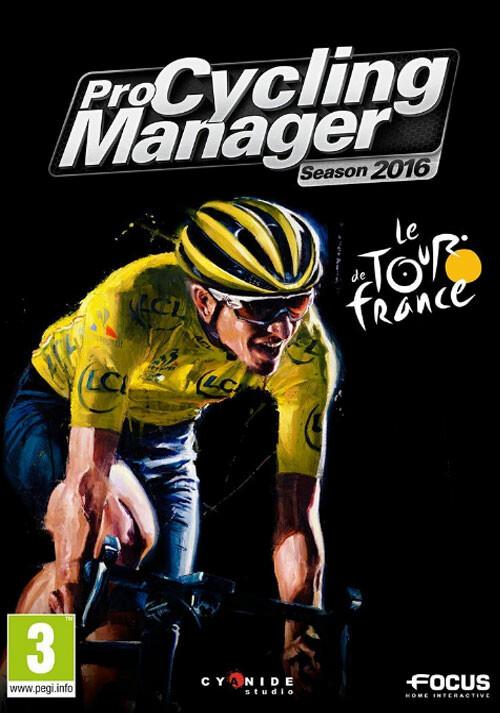 Pro Cycling Manager  Tour de France 2016 Cl CD Steam