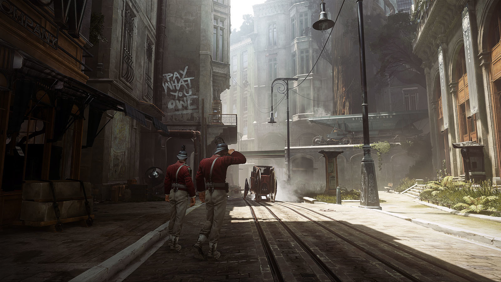 dishonored 2 steam cd