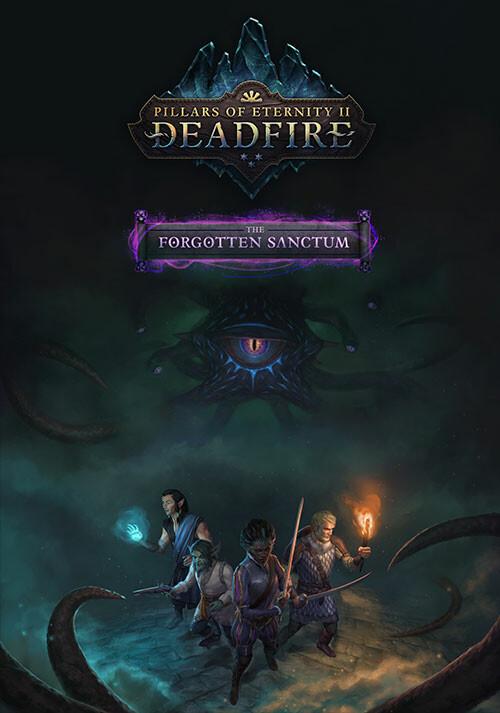 Pillars of Eternity II: Deadfire - The Forgotten Sanctum Steam Key für PC. Mac und Linux online kaufen