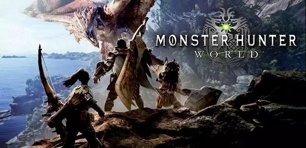 Monster Hunter: World Clé Steam / Acheter et télécharger sur PC