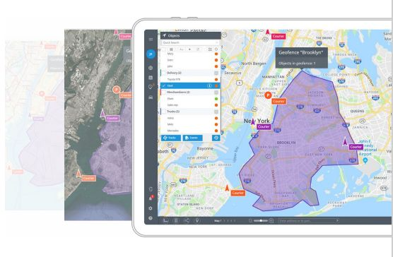 asset tracking, geo fencing, gps asset trackers