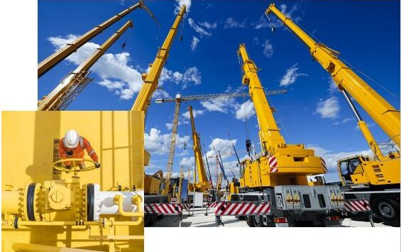 gps heavy machinery solutions, machine access control, driver ID