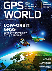 gps world - july 2017