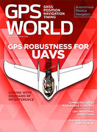 gps world - April 2016