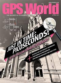 GPS World - October 2015 issue